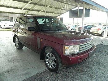 2004 Land Rover Range Rover HSE for sale 100776233