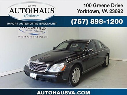 2004 Maybach 57 for sale 100900167
