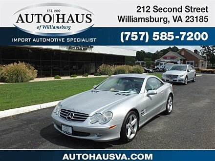 2004 Mercedes-Benz SL500 for sale 100906463