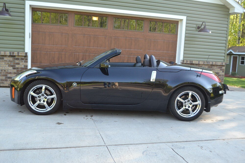 2004 Nissan 350Z Roadster For Sale 100768509