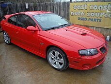 2004 Pontiac GTO for sale 100743636