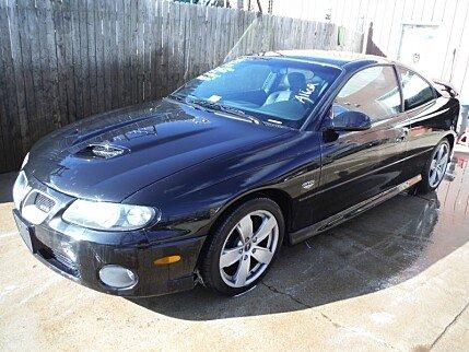 2004 Pontiac GTO for sale 100744225