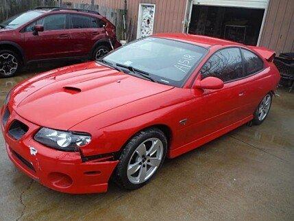 2004 Pontiac GTO for sale 100972983