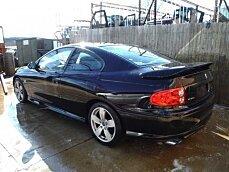 2004 Pontiac GTO for sale 100972985