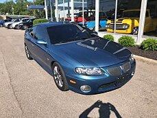 2004 Pontiac GTO for sale 100989883