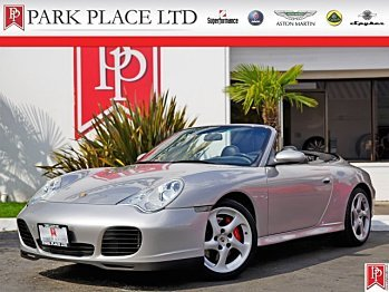 2004 Porsche 911 Cabriolet for sale 100751160