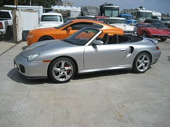 2004 Porsche 911 Turbo Cabriolet for sale 100757874