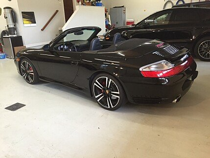2004 Porsche 911 Cabriolet for sale 100759256