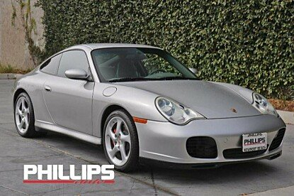 2004 Porsche 911 Coupe for sale 100911357