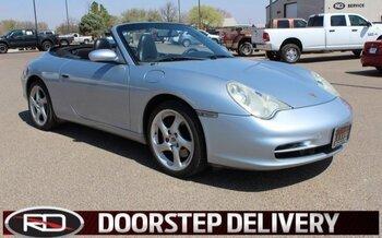 2004 Porsche 911 Cabriolet for sale 100971426