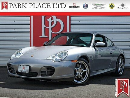2004 Porsche 911 Coupe for sale 100982319