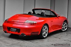 2004 Porsche 911 Cabriolet for sale 101050829