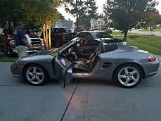 2004 Porsche Boxster for sale 100784611