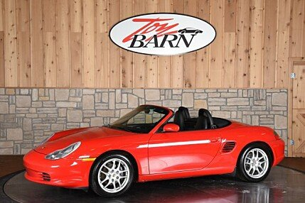 2004 Porsche Boxster for sale 100852185