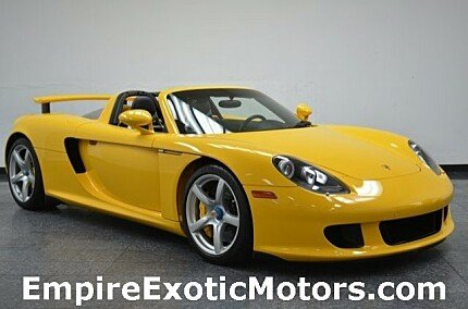 2004 Porsche Carrera GT for sale 100838095