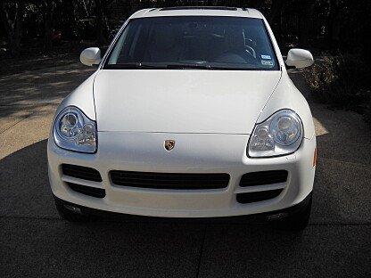 2004 Porsche Cayenne S for sale 101030431