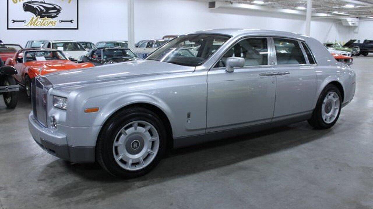 2004 rolls royce phantom sedan for sale 100873228