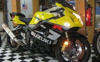 2004 Suzuki GSX-R750 for sale 200560085