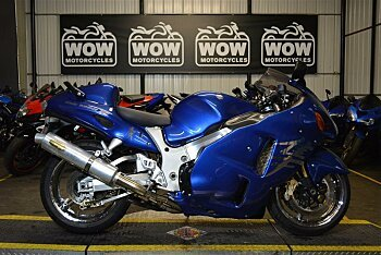2004 Suzuki Hayabusa for sale 200509664