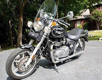 2004 Triumph Speedmaster 800 for sale 200444144