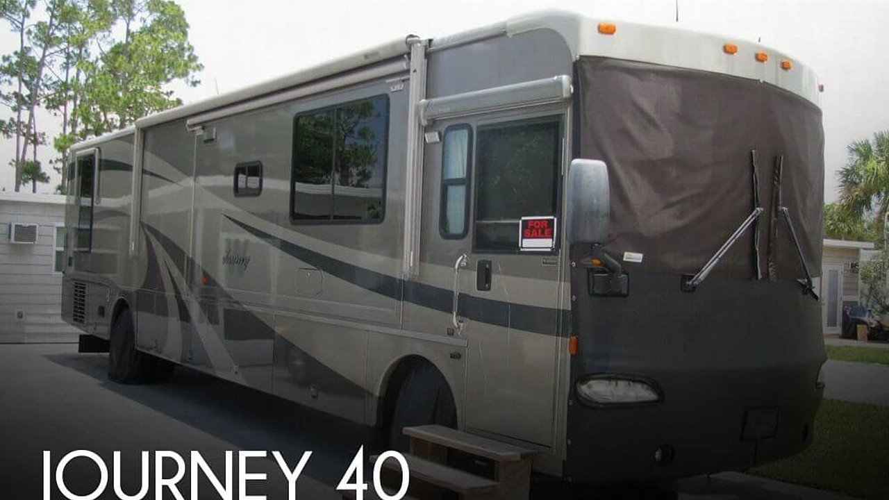 2004 Winnebago Journey for sale 300106641
