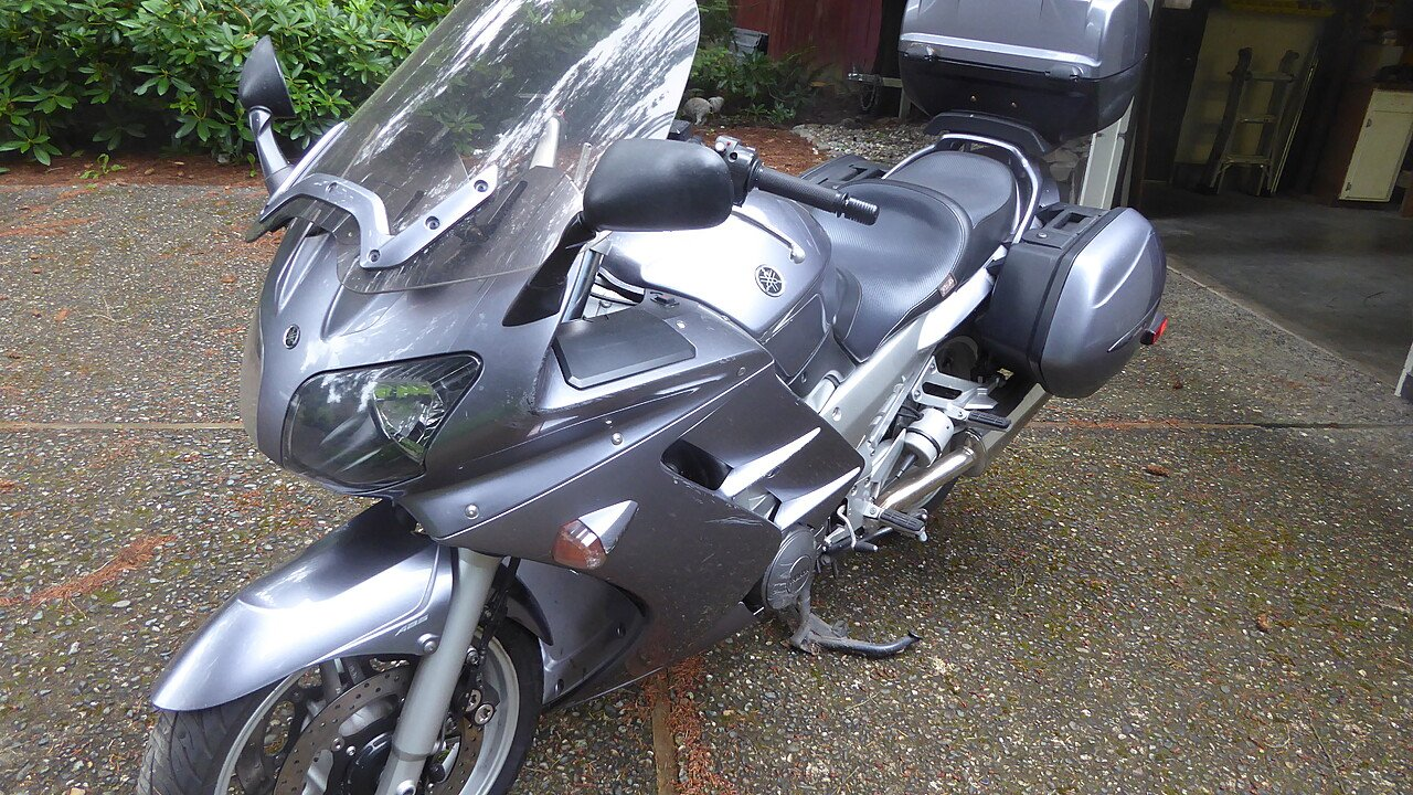 2004 Yamaha FJR1300 for sale 200461239