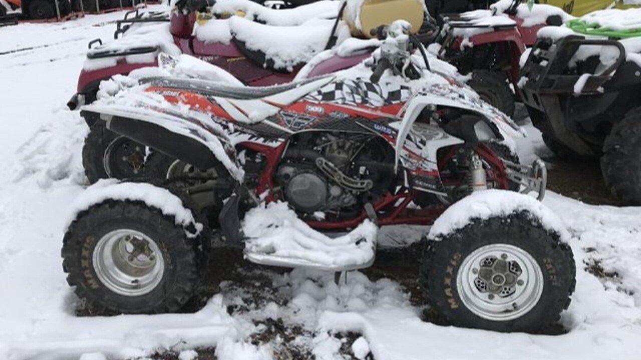 2004 Yamaha YFZ450 for sale 200550176