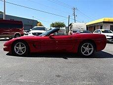 2004 chevrolet Corvette Convertible for sale 100968172