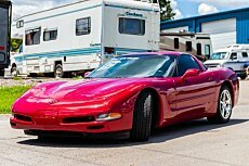 2004 chevrolet Corvette Coupe for sale 101011689