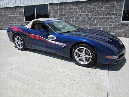 2004 chevrolet Corvette Convertible for sale 101033822