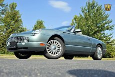 2004 ford Thunderbird Pacific Coast for sale 101041163