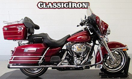 2004 harley-davidson Touring for sale 200623002