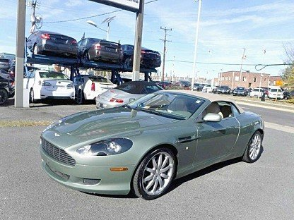 2005 Aston Martin DB9 Volante for sale 100819622