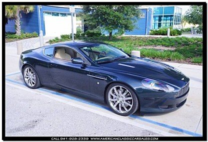 2005 Aston Martin DB9 Coupe for sale 100806107
