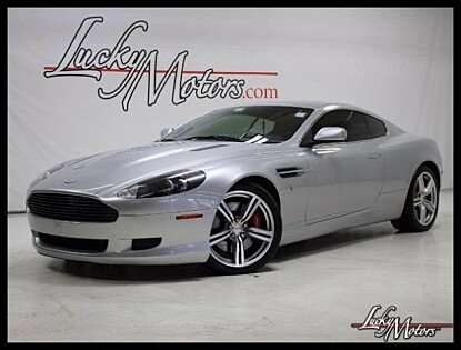 2005 Aston Martin DB9 Coupe for sale 100916915