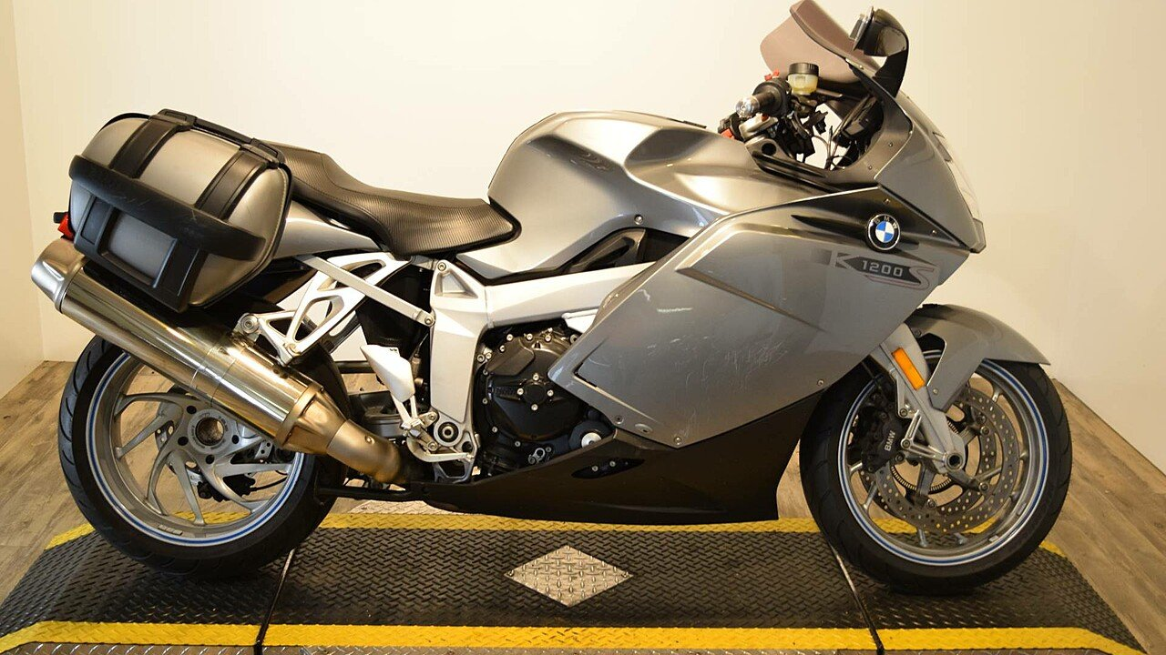 2005 bmw k1200s for sale near wauconda illinois 60084. Black Bedroom Furniture Sets. Home Design Ideas
