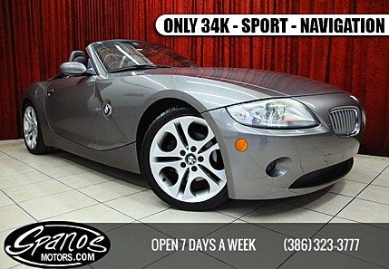 2005 BMW Z4 3.0i Roadster for sale 100784153