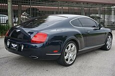 2005 Bentley Continental GT Coupe for sale 100788147