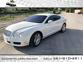 2005 Bentley Continental GT Coupe for sale 100992252
