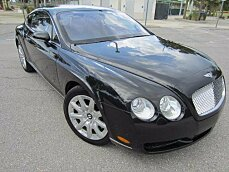 2005 Bentley Continental GT Coupe for sale 100883024