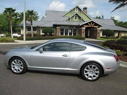 2005 Bentley Continental GT Coupe for sale 100897306