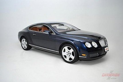 2005 Bentley Continental GT Coupe for sale 100922090