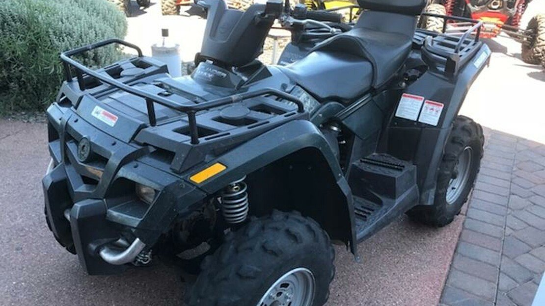 2005 Can-Am Outlander MAX 400 for sale 200627764