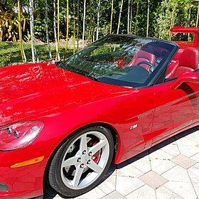2005 Chevrolet Corvette Convertible for sale 100760543