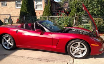 2005 Chevrolet Corvette Convertible for sale 100773237