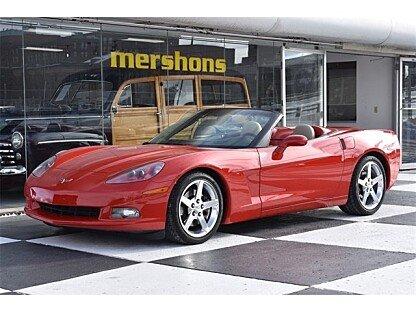2005 Chevrolet Corvette Convertible for sale 100944309