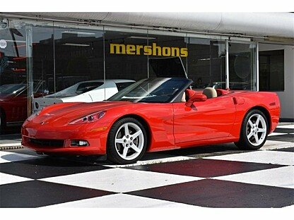 2005 Chevrolet Corvette Convertible for sale 100992224