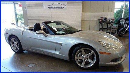 2005 Chevrolet Corvette Convertible for sale 100998250