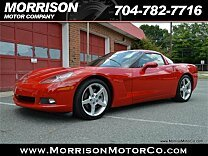 2005 Chevrolet Corvette Coupe for sale 101002597