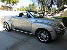 2005 Chevrolet SSR for sale 100738351